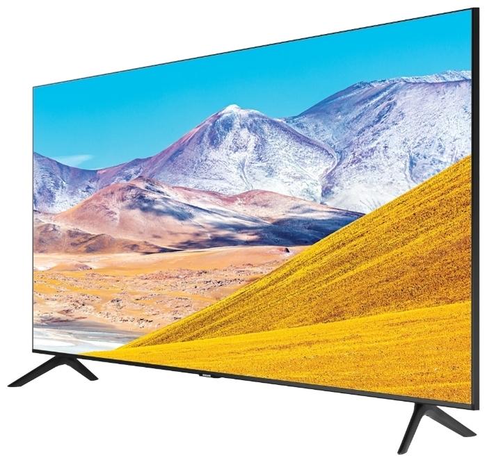 Samsung UE43TU8000U 43 (2020) - частота обновления экрана: 100Гц