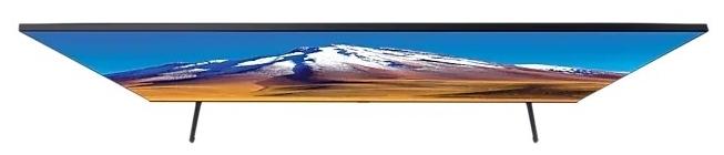 """Samsung UE50TU7090U 50"""" (2020) - беспроводные интерфейсы: Wi-Fi 802.11ac, 802.11b, 802.11g, 802.11n, Bluetooth"""