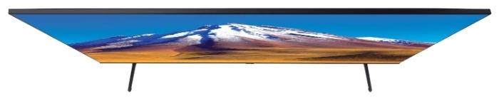 """Samsung UE50TU7097U 50"""" (2020) - проводные интерфейсы: HDMI 2.0x 2, USB, Ethernet, выход аудио оптический"""