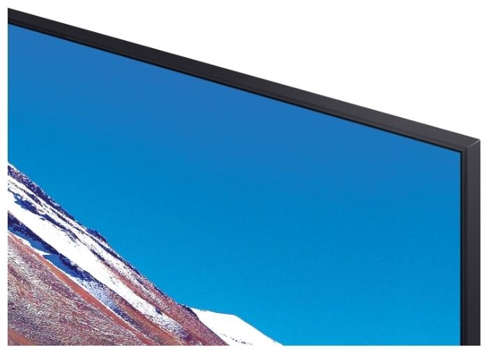 "Samsung UE50TU7097U 50"" (2020) - размеры без подставки (ШxВxГ): 1116x644x60мм"