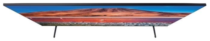 "Samsung UE50TU7170U 50"" (2020) - беспроводные интерфейсы: Wi-Fi 802.11ac, Bluetooth, Miracast"