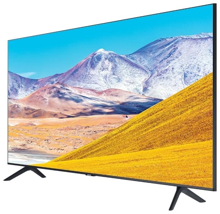 """Samsung UE50TU8000U 50"""" (2020) - частота обновления экрана: 100Гц"""