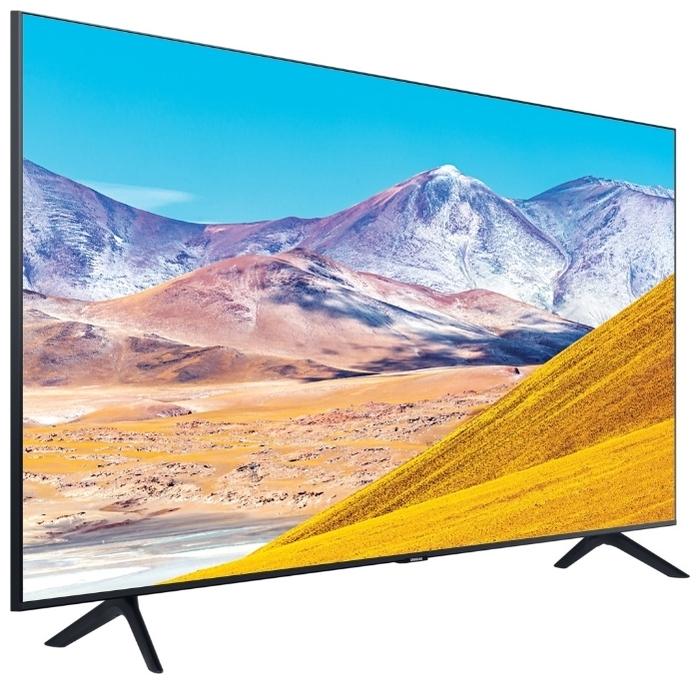 "Samsung UE50TU8000U 50"" (2020) - формат HDR: HDR10+"