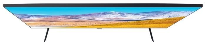 """Samsung UE50TU8000U 50"""" (2020) - проводные интерфейсы: HDMI 2.0x 3, USB x 2, Ethernet, выход аудио оптический"""