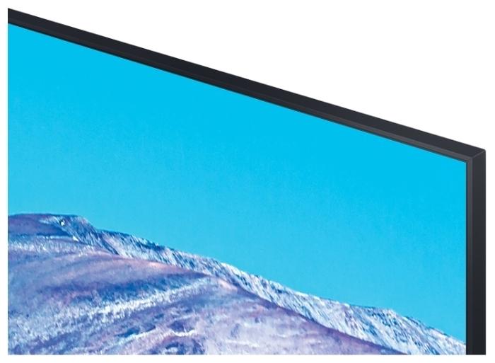 "Samsung UE50TU8000U 50"" (2020) - размеры с подставкой (ШxВxГ): 1117x719x250мм"