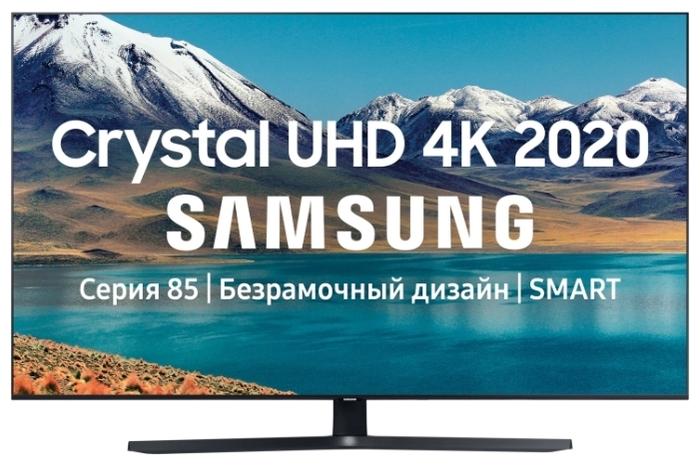 Samsung UE50TU8500U 50 (2020) - разрешение: 4K UHD (3840x2160), HDR
