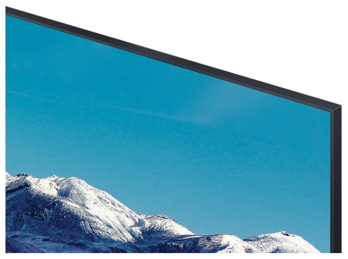 Samsung UE50TU8500U 50 (2020) - проводные интерфейсы: HDMI 2.0x 3, USB x 2, Ethernet, выход аудио оптический