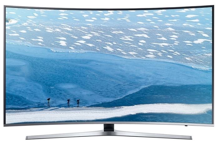 Samsung UE55KU6670U 55 (2016) - разрешение: 4K UHD (3840x2160), HDR