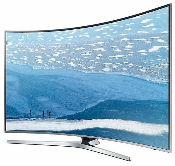 "Samsung UE55KU6670U 55 (2016) - диагональ экрана: 55"""