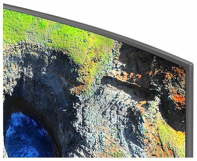 Samsung UE55MU6670U 55 (2017) - размеры с подставкой (ШxВxГ): 1232x784x334мм
