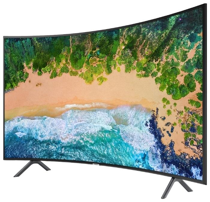 """Samsung UE55NU7300U 54.6 (2018) - диагональ экрана: 54.6"""""""