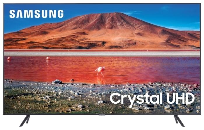 Samsung UE55TU7090U 55 (2020) - разрешение: 4K UHD (3840x2160), HDR