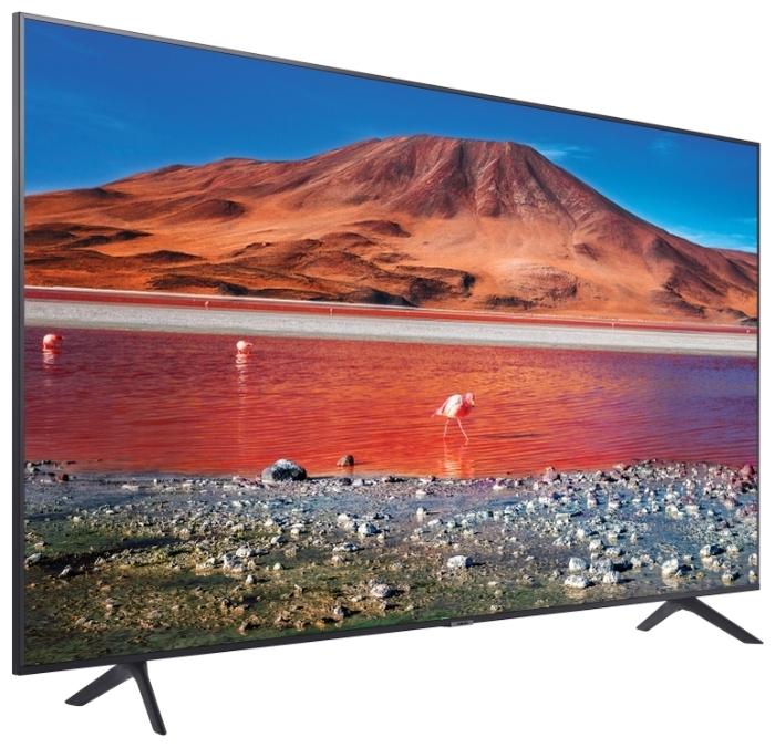 Samsung UE55TU7090U 55 (2020) - мощность звука: 20Вт (2х10Вт)