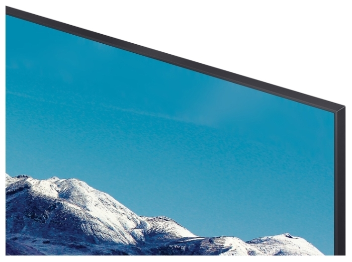 """Samsung UE55TU8570U 55"""" (2020) - проводные интерфейсы: HDMI 2.0x 3, USB x 2, Ethernet, выход аудио оптический"""