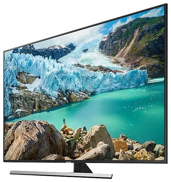 Samsung UE75RU7200U 75 (2019) - формат HDR: HDR10, HDR10+