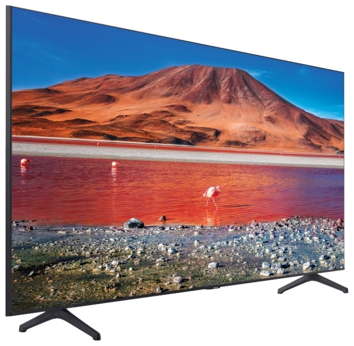Samsung UE75TU7100U 75 (2020) - формат HDR: HDR10, HDR10+