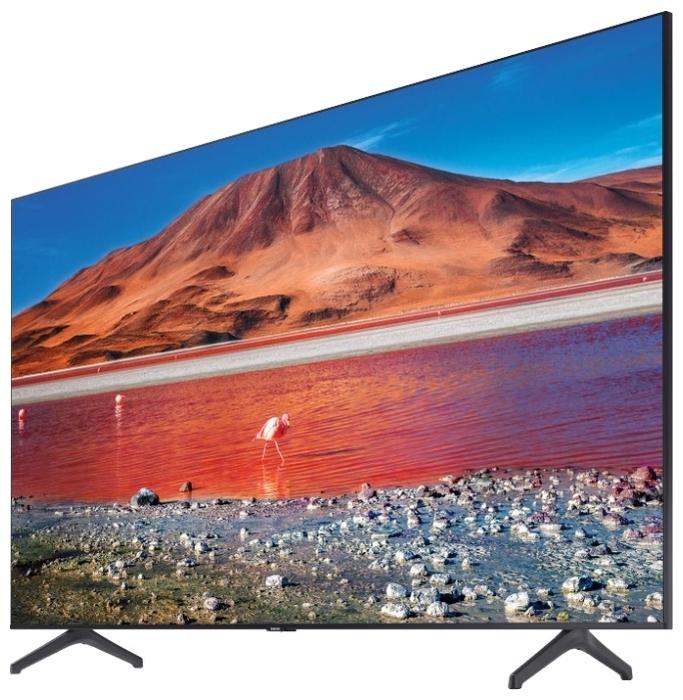 Samsung UE75TU7100U 75 (2020) - мощность звука: 20Вт (2х10Вт)