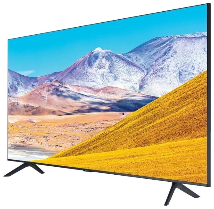 Samsung UE75TU8000U 75 (2020) - частота обновления экрана: 100Гц