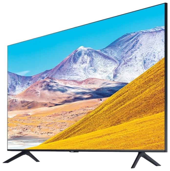 Samsung UE75TU8000U 75 (2020) - платформа Smart TV: Tizen