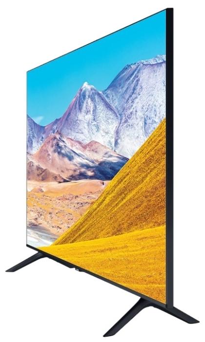 Samsung UE75TU8000U 75 (2020) - беспроводные интерфейсы: Wi-Fi 802.11ac, Bluetooth, Miracast