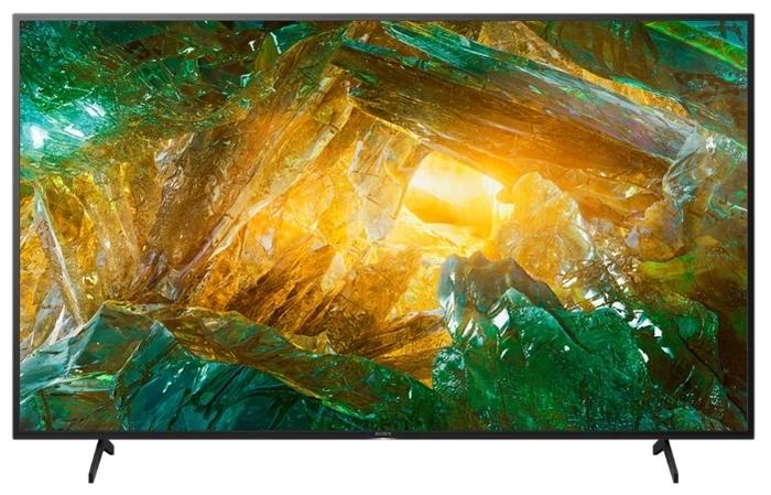 Sony KD-55XH8096 54.6 (2020) - разрешение: 4K UHD (3840x2160), HDR