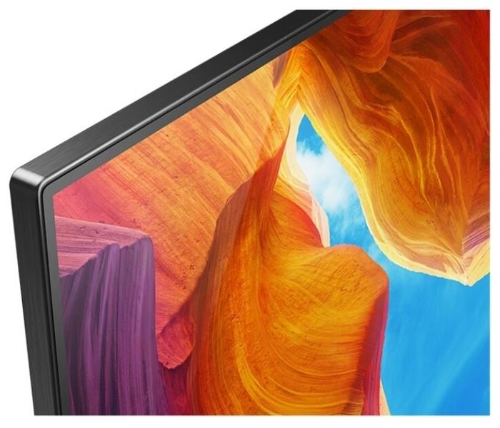 Sony KD-55XH9505 54.6 (2020) - беспроводные интерфейсы: Wi-Fi 802.11ac, Bluetooth, Miracast