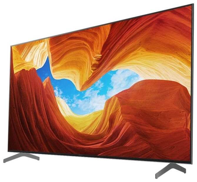 "Sony KD-75XH9096 74.5 (2020) - диагональ экрана: 74.5"", VA"