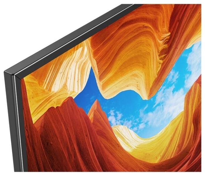 Sony KD-75XH9096 74.5 (2020) - проводные интерфейсы: HDMI 2.1x 4, USB x 2, Ethernet, выход аудио оптический, выход на наушники