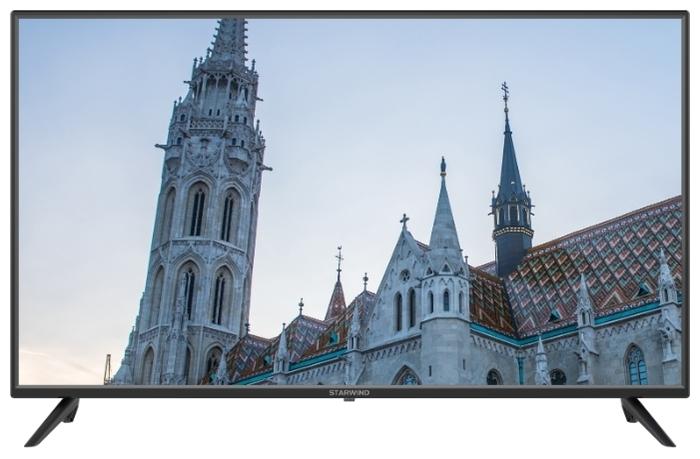 STARWIND SW-LED40SA303 40 - разрешение: 1080p Full HD (1920x1080)