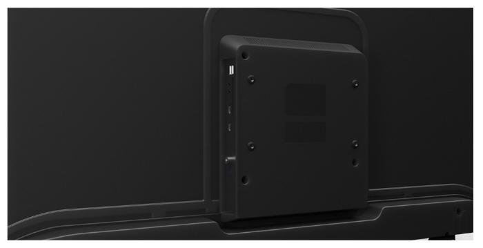 Thomson T43FSE1190 42.5 (2018) - проводные интерфейсы: HDMI 1.4x 2, USB x 2, выход аудио оптический, выход на наушники