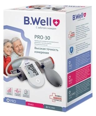 B.Well PRO-30 (М) - манжета: 22 - 32см