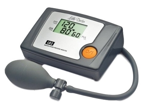 Little Doctor LD2 - тип: полуавтоматический тонометр