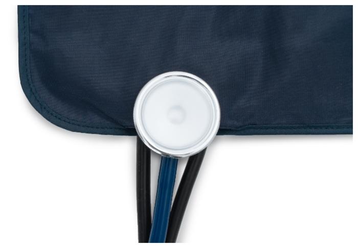 Meditech MT-20 со встроенным стетоскопом - особенности: безболезненная манжета