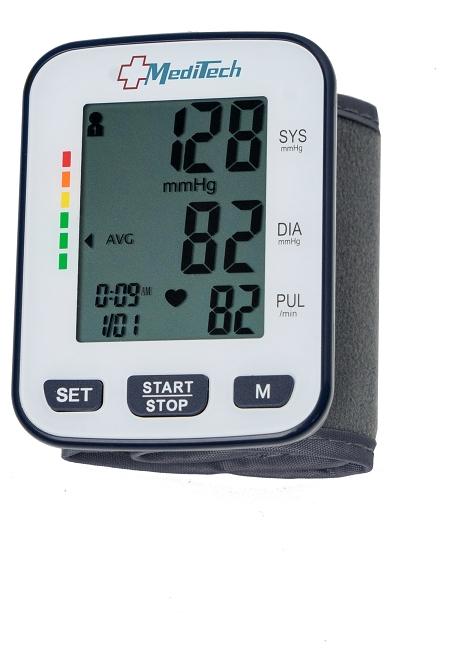 Meditech МТ-60 - тип: автоматический тонометр на запястье