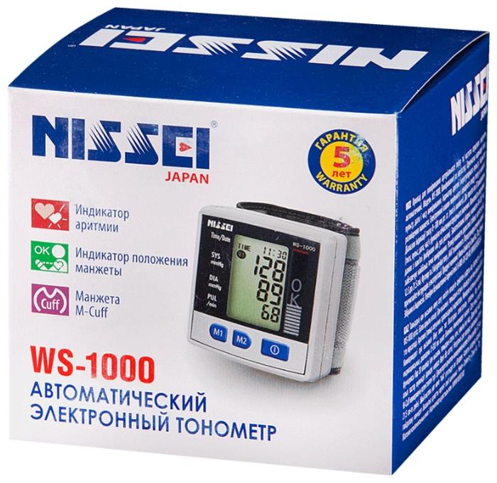 Nissei WS-1000 - манжета: 12.5 - 21.5см