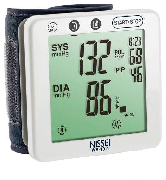 Nissei WS-1011 - манжета: 12.5 - 22.5см