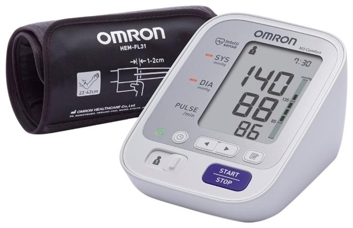 Omron M3 Comfort - тип: автоматический тонометр