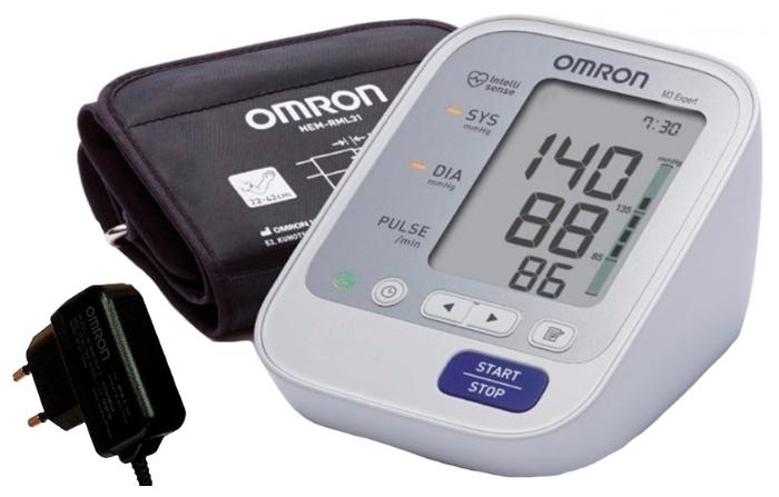 Omron M3 Expert - тип: автоматический тонометр