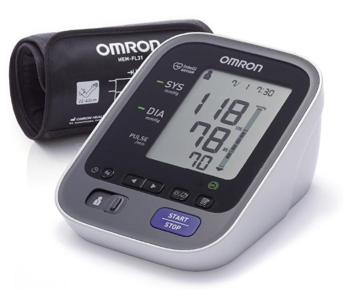 Omron M7 Intelli IT - тип: автоматический тонометр