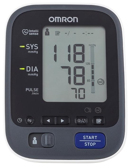 Omron M7 Intelli IT - питание: от батареек, от сети