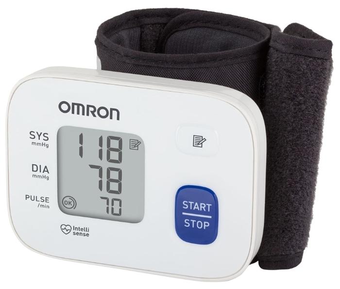 Omron RS1 - тип: автоматический тонометр на запястье