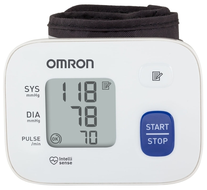 Omron RS1 - манжета: 13.5 - 21.5см