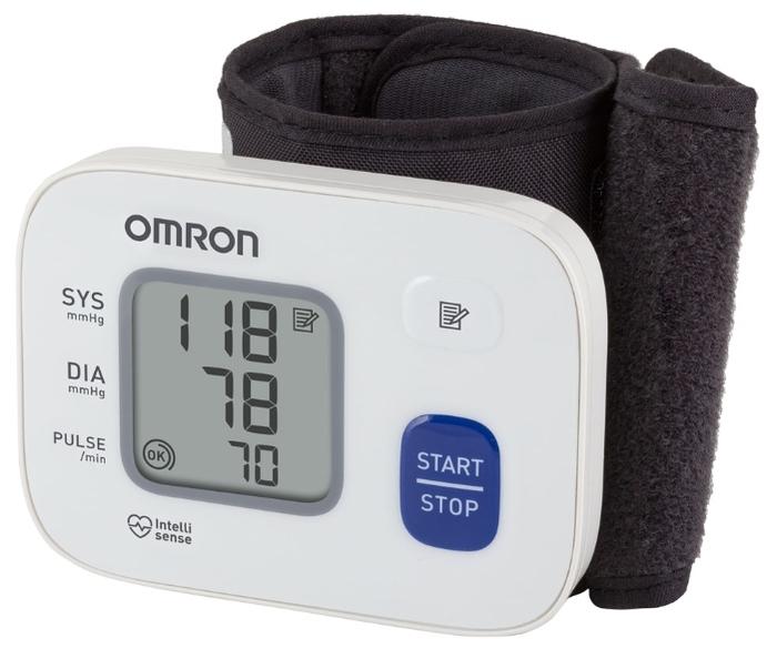 Omron RS2 - тип: автоматический тонометр на запястье