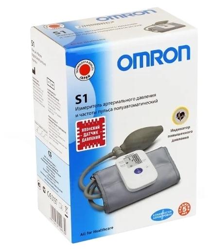 Omron S1 - манжета: 22 - 32см