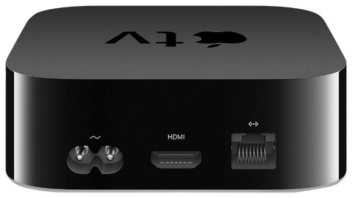 Apple TV 4K 32GB - максимальное разрешение: 4K UHD