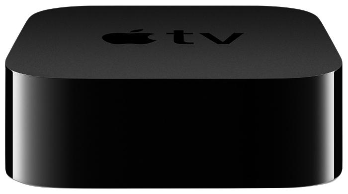 Apple TV 4K 32GB - встроенная память: 32ГБ