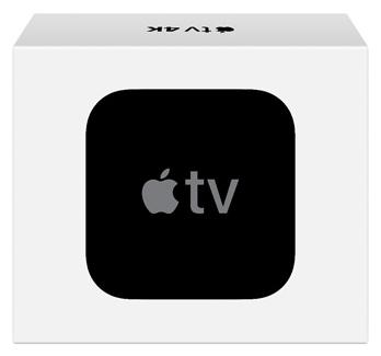 Apple TV 4K 64GB - оперативная память: 3ГБ