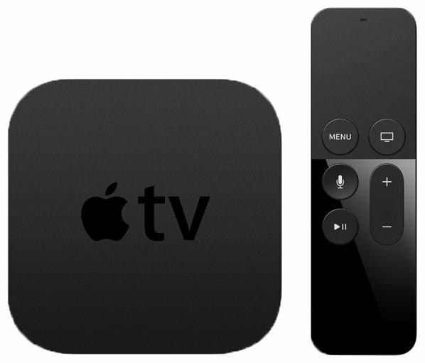 Apple TV Gen 4 32GB - беспроводное подключение: Wi-Fi, AirPlay, Bluetooth