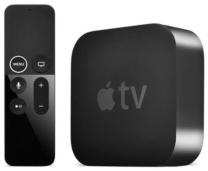 Apple TV Gen 4 32GB - встроенная память: 32ГБ