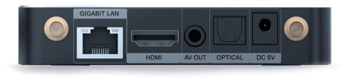 DUNE HD RealBox 4K - максимальное разрешение: 4K UHD